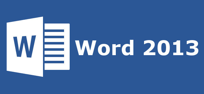 Baixar Word 2013