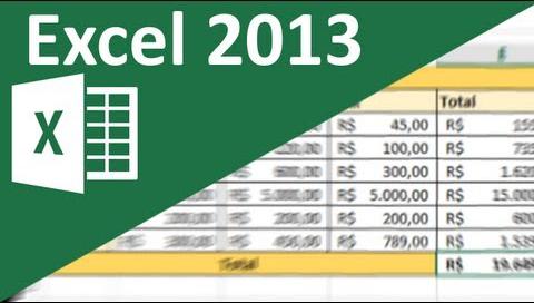 Baixar Excel 2013